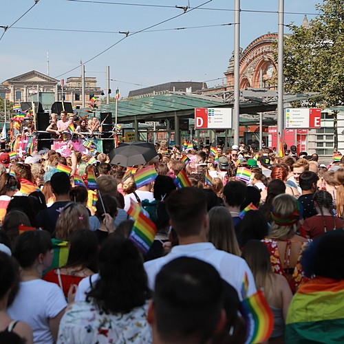CSD Bremen Demonstration - Bild 95