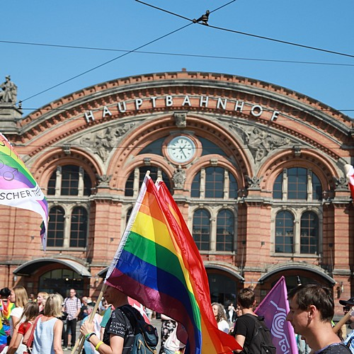 CSD Bremen Demonstration - Bild 98