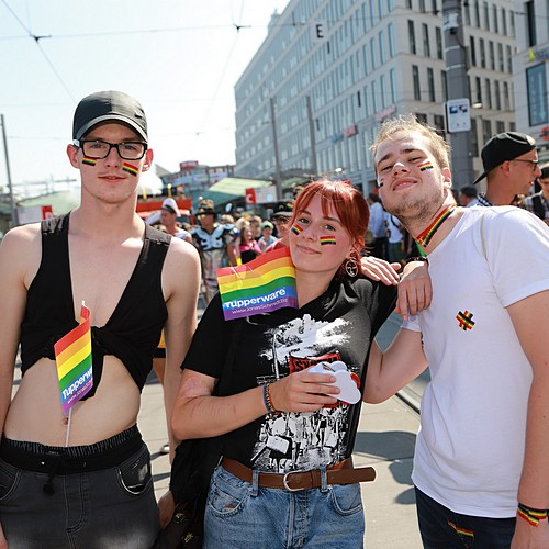 CSD Bremen Demonstration - Bild 99