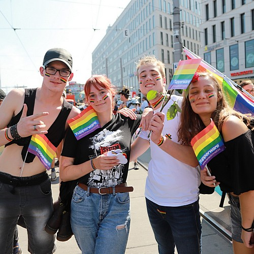 CSD Bremen Demonstration - Bild 100