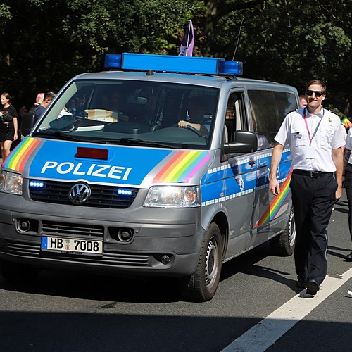 CSD Bremen Demonstration - Bild 112