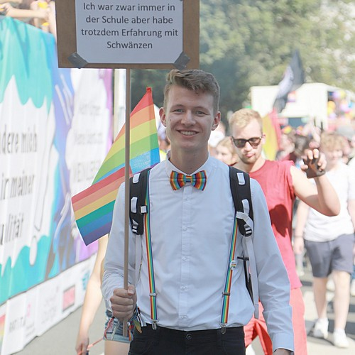 CSD Bremen Demonstration - Bild 116