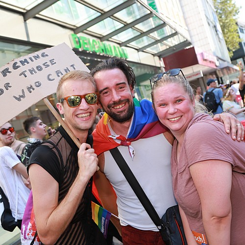 CSD Bremen Demonstration - Bild 140