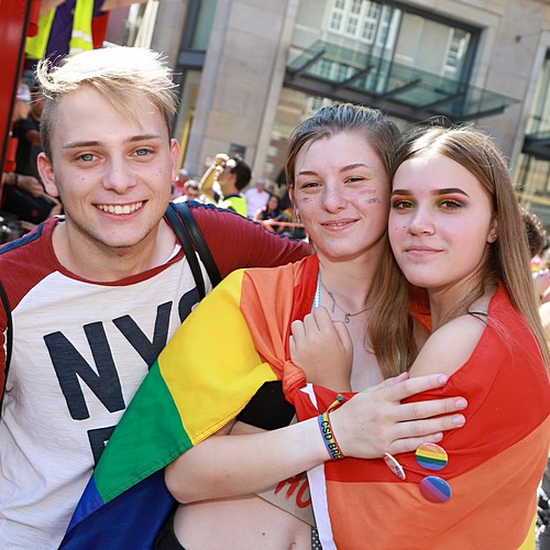 CSD Bremen Demonstration - Bild 152
