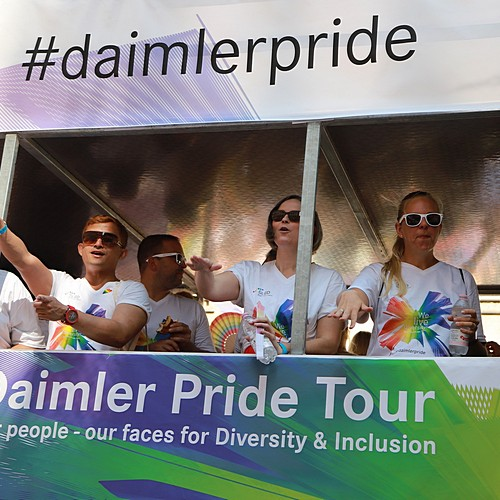 CSD Bremen Demonstration - Bild 169