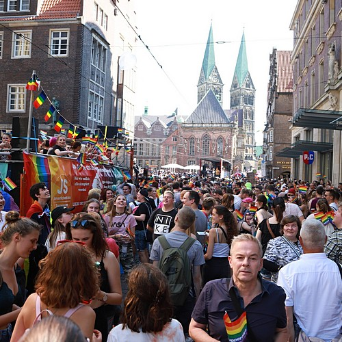 CSD Bremen Demonstration - Bild 172