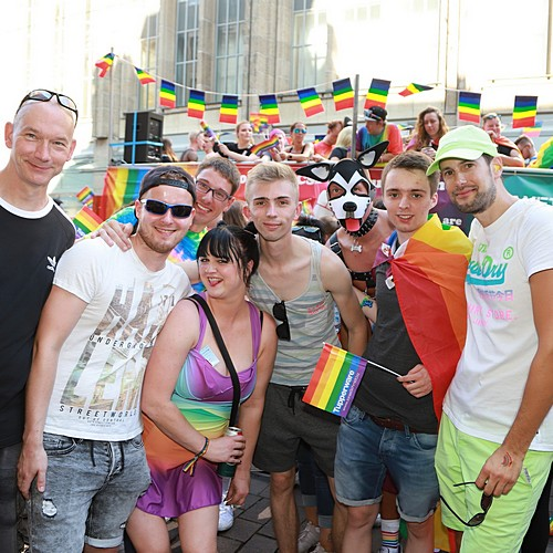 CSD Bremen Demonstration - Bild 174
