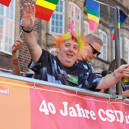 CSD Bremen Demonstration - Bild 183