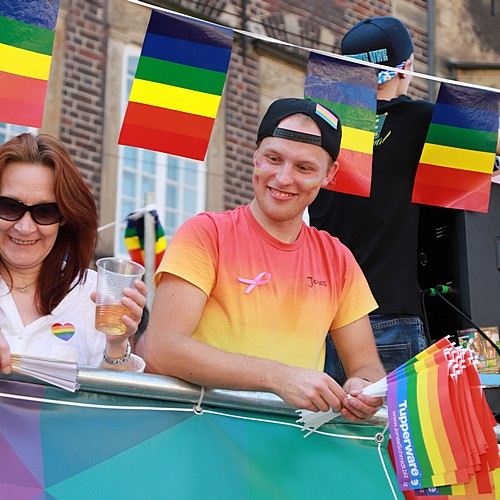 CSD Bremen Demonstration - Bild 184