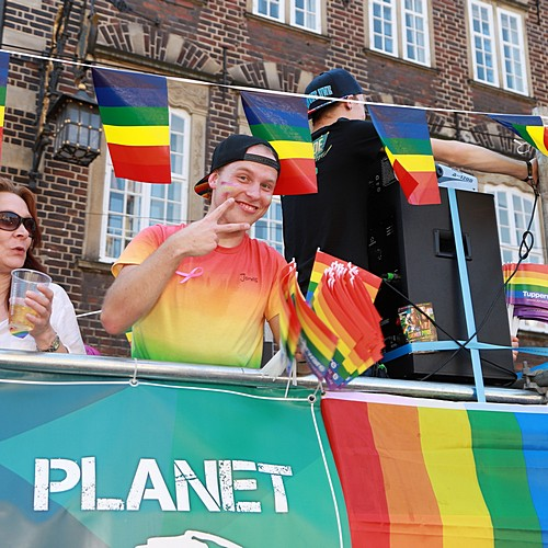 CSD Bremen Demonstration - Bild 185