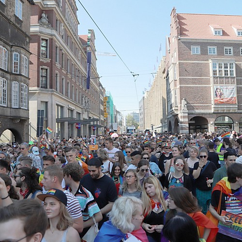 CSD Bremen Demonstration - Bild 186
