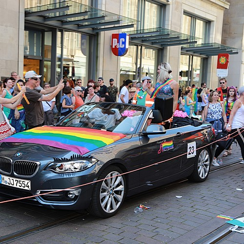 CSD Bremen Demonstration - Bild 192