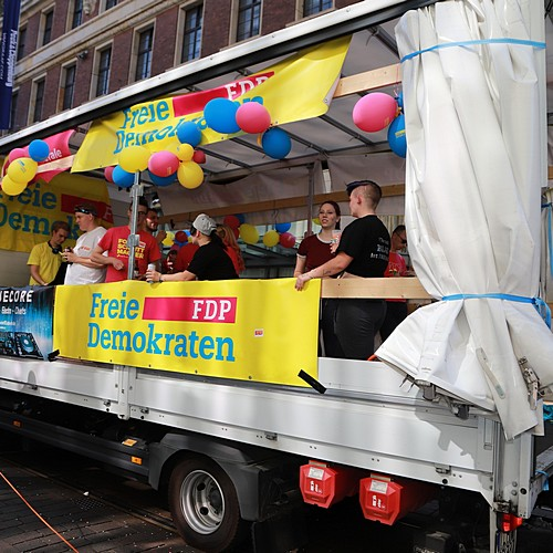CSD Bremen Demonstration - Bild 200